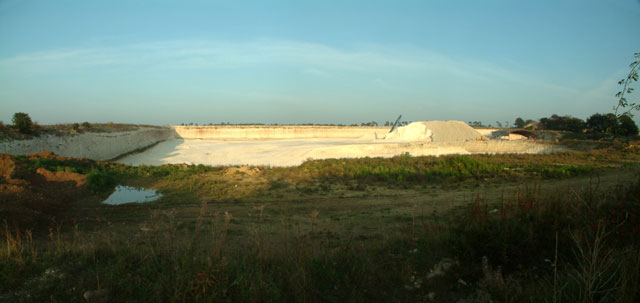 Wilbraham Chalk Pit