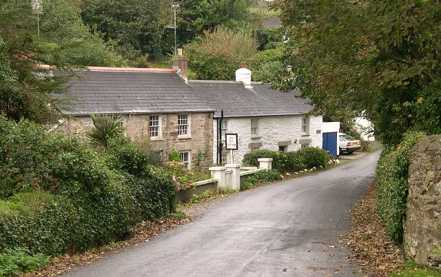 Cottages at the Chapel Combe head