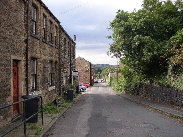 Back Lane, Mirfield