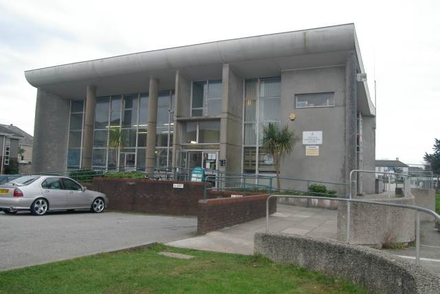 Saltash Library