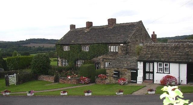Old house, Leeds Road, Mirfield