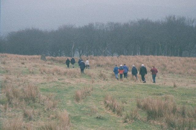 Hill above Turton