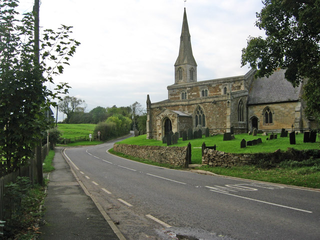St Andrew's Church, Coston, Leicestershire