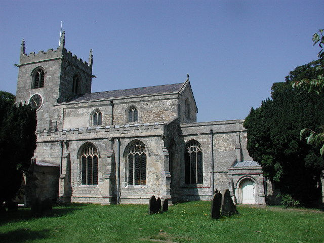 Belton -in-Axholme, Lincs, All Saints Church