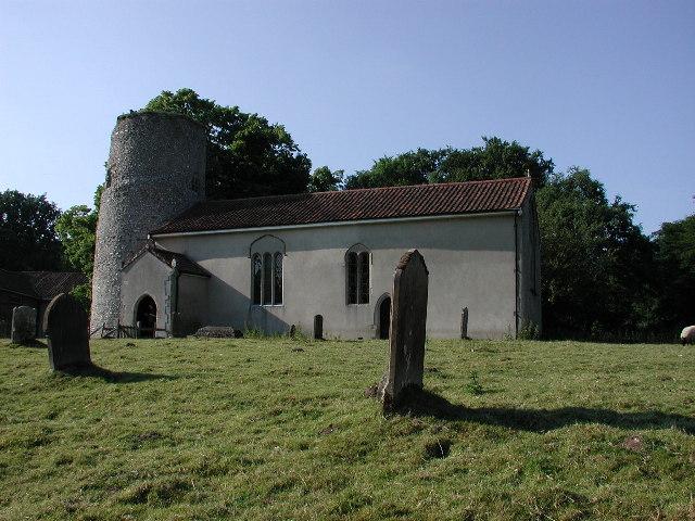 East Lexham (Norfolk) St Andrew's Church