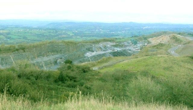 Torcoed Quarry