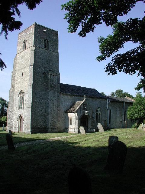 Little Dunham (Norfolk) St Margaret's Church