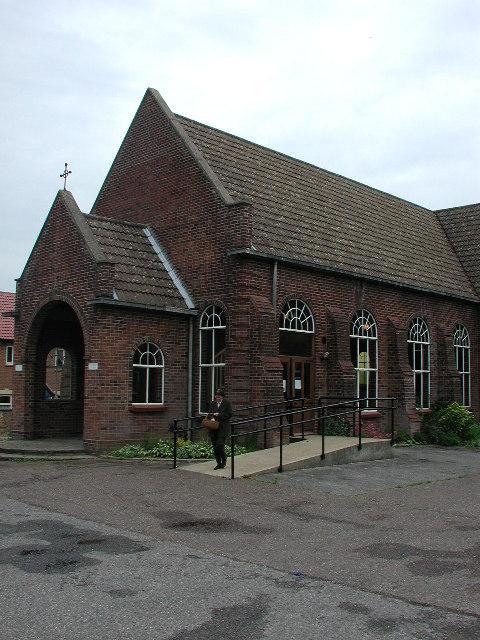Swaffham (Norfolk) Our Lady of Pity's Catholic Church