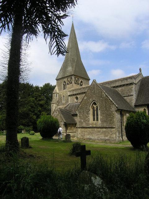 Evenley (Nhants) St George's Church