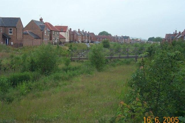Aylesbury: Bear Brook, Fairford Leys