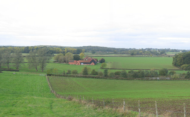 Chasemore Farm and the fish pond