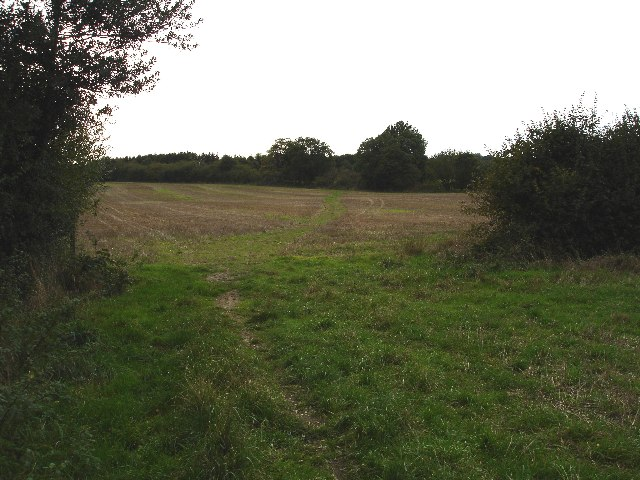 Herts / Beds border