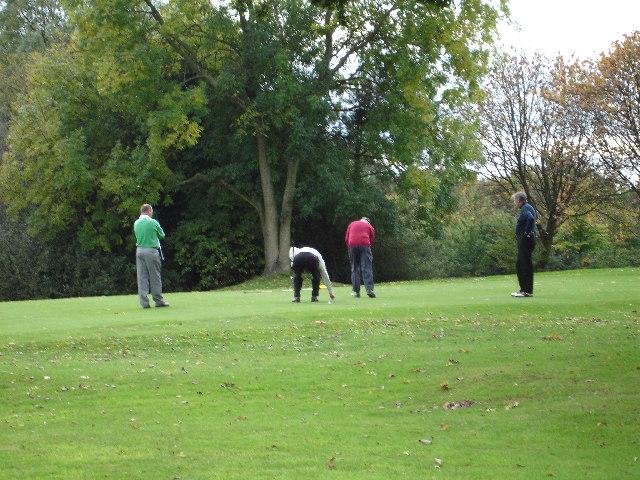 Whipsnade golf course