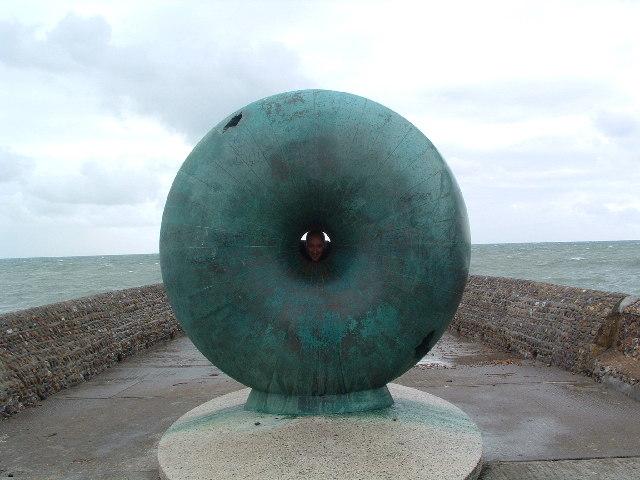 What a doughnut!