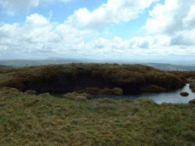 Peat Grough, Calder Moor