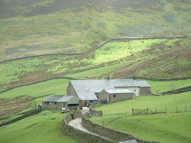 Brennand Farm, Bowland
