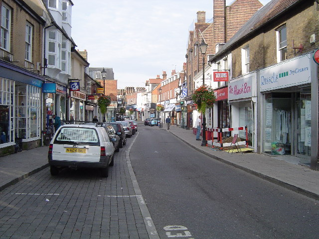 Rickmansworth: High Street