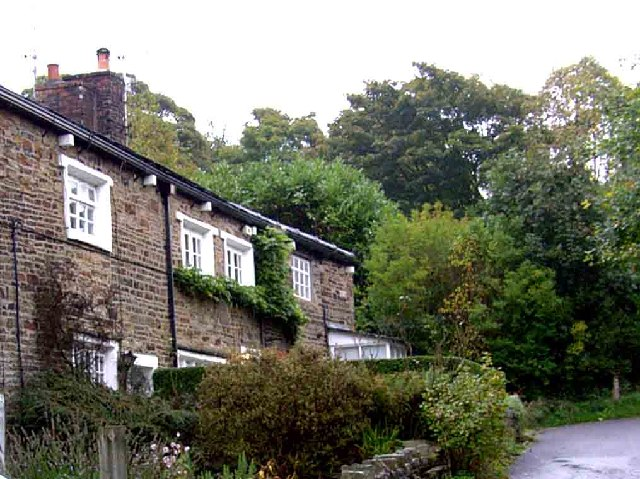 Hodge Fold Cottages, Broadbottom