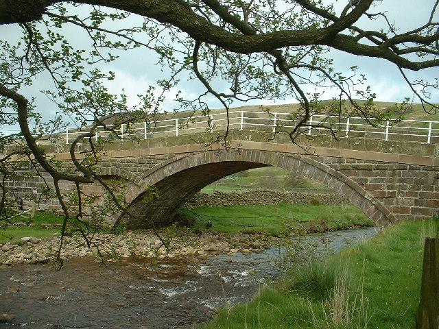 Langden Bridge, Hodder Valley