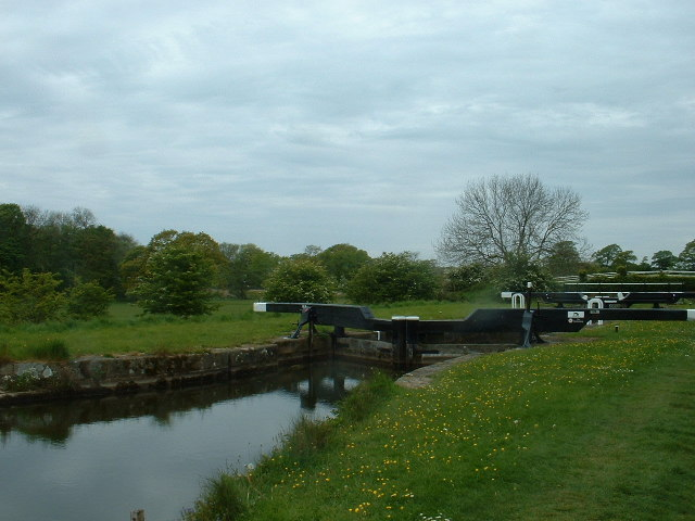 Glasson branch of the Lancaster Canal