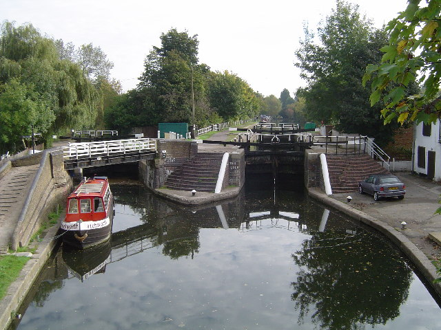 Grand Union Canal: Lock Number 81: Batchworth Lock