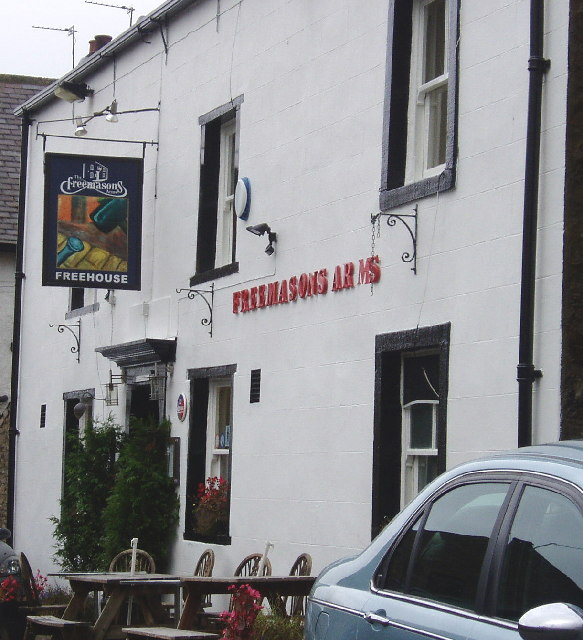Wiswell village pub/restaurant
