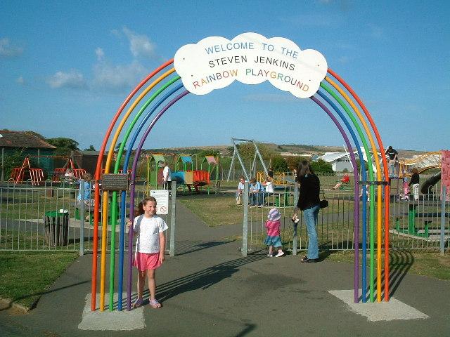 Steven Jenkins Rainbow Playground
