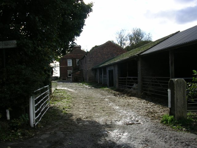Broom Hill Farm, Heywood.