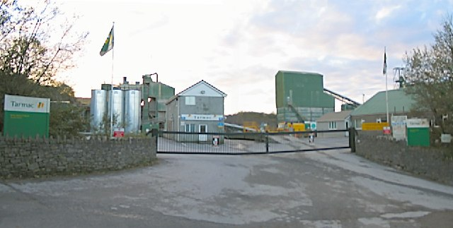 Entrance to Torcoed Quarry