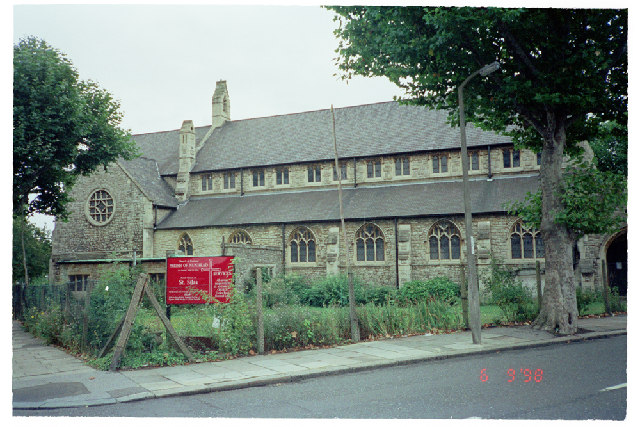 Church of St. Silas, Nunhead