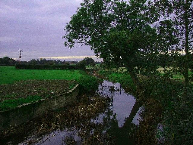 "River Colne from ""Newbridge"""