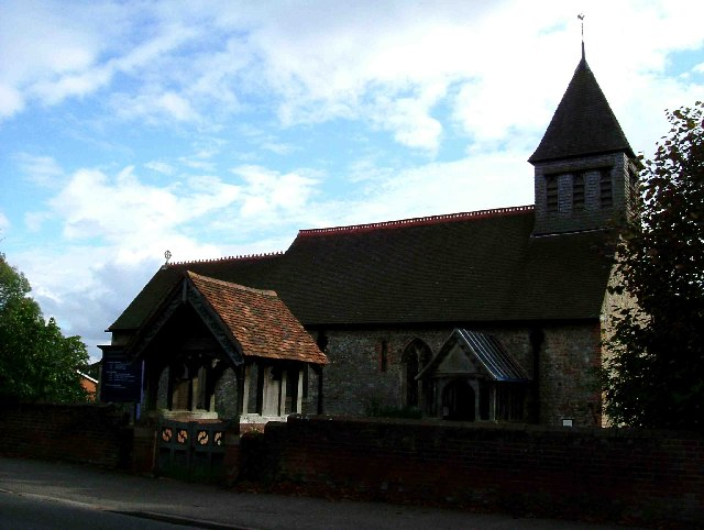 St Allbrights Stanway