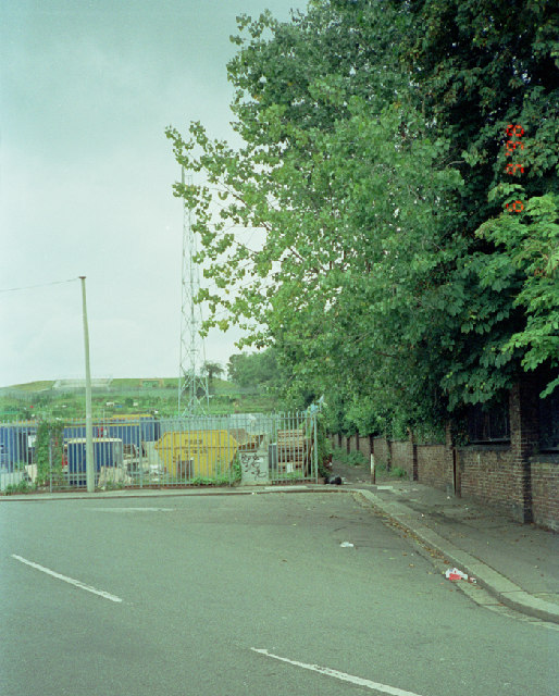 Borland Road Depot