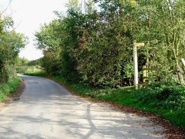 Church Lane Stanway