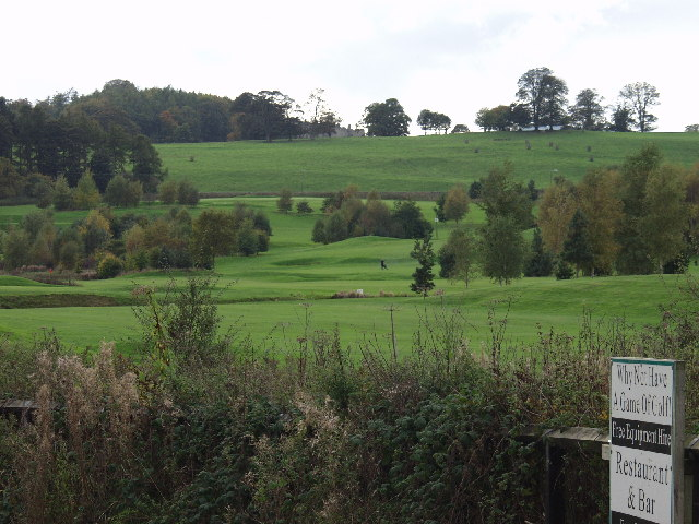 Chirk Golf Course