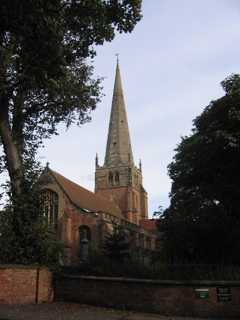 St Alphege's Church, Solihull