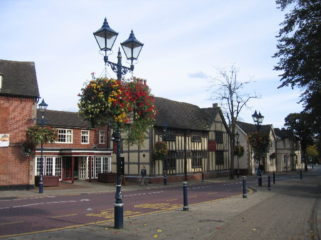 Solihull Town Centre