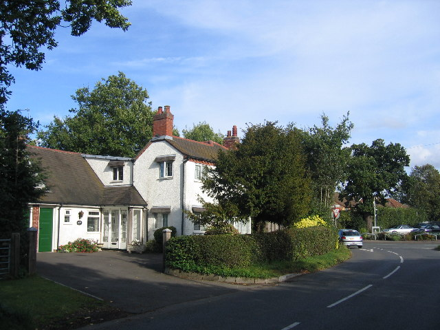 Gate Lane, Four Ashes
