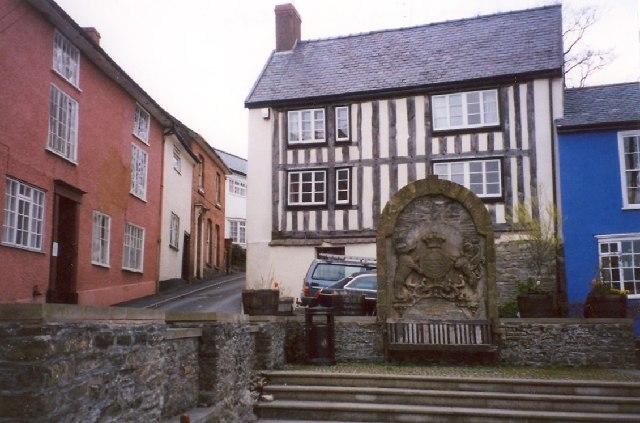 Bull Street, Bishop's Castle