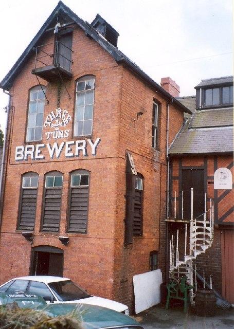 Three Tuns Brewery, Bishop's Castle