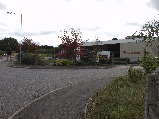 Factory on The Wynnstay Technology Park