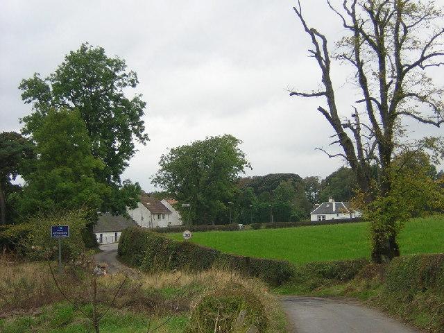Kittochside, near East Kilbride