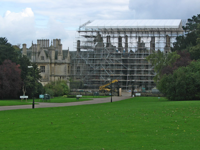 Stoke Rochford Hall,Lincolnshire