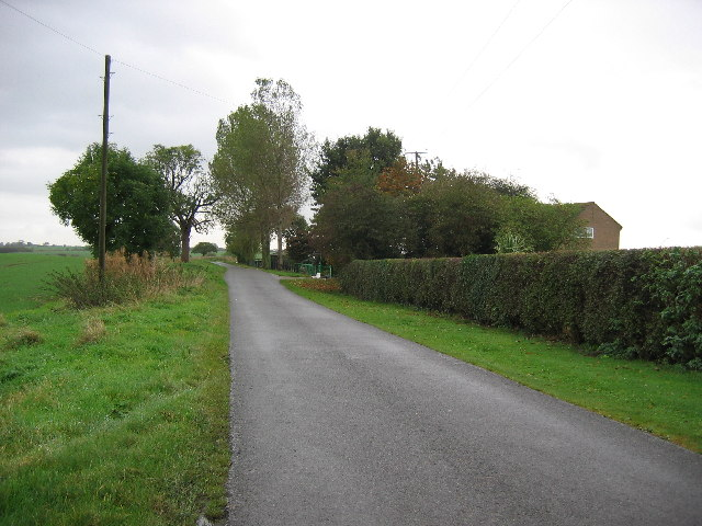 Road South to New Ellerby