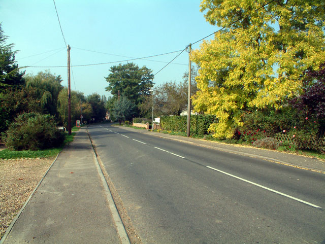 Rampton Road, Willingham CB4