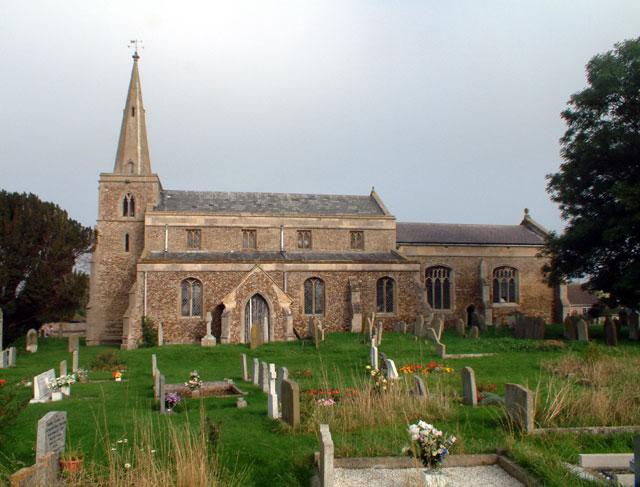 Fen Drayton parish church CB4