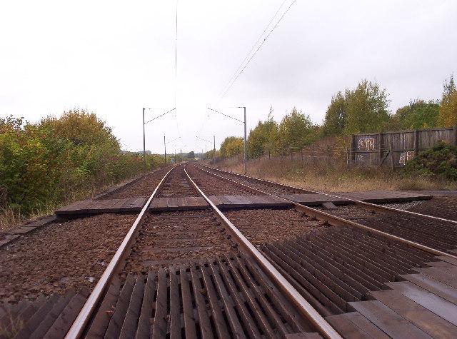 Metro Line at Woolsington
