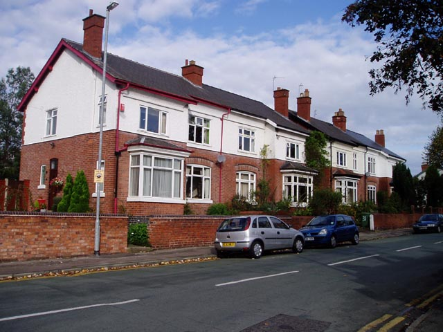 Princes Avenue, Walsall