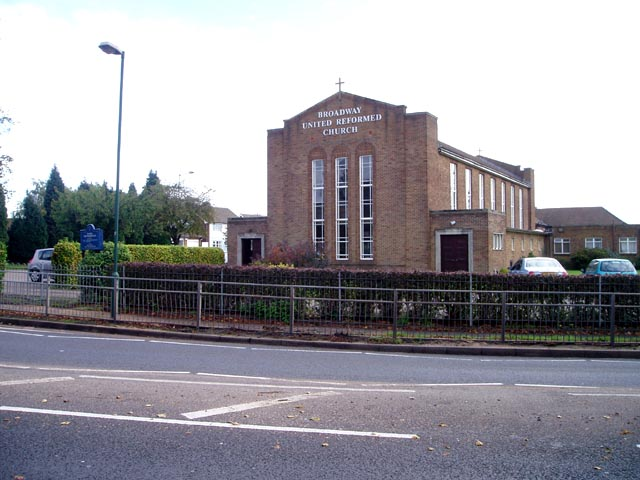 Broadway United Reformed Church