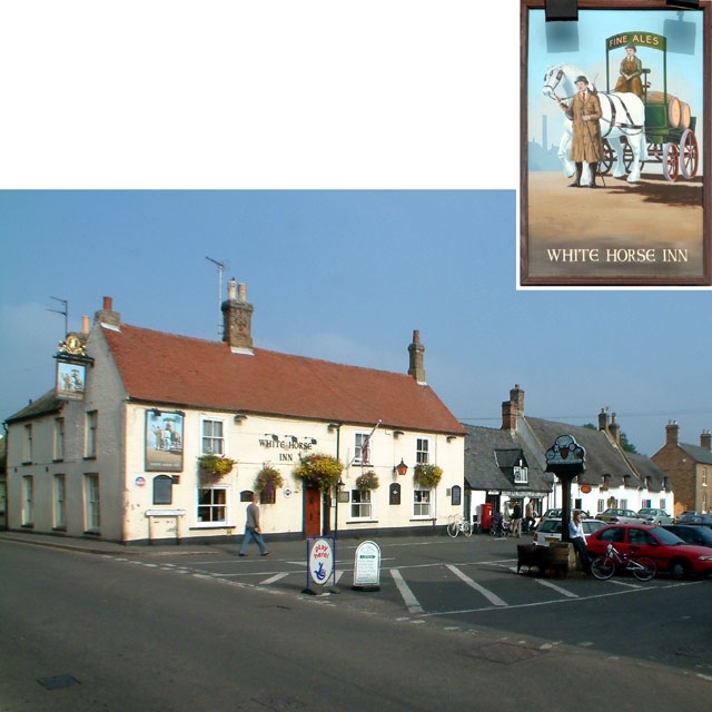 The White Horse Inn, Swavesey CB4